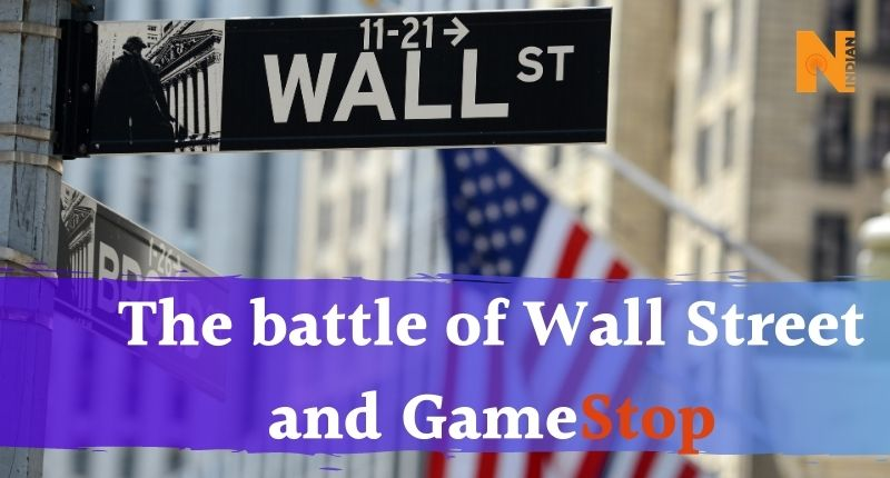 The battle of wall street and GameStop